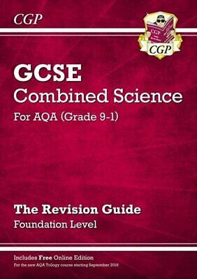Grade 9-1 GCSE Combined Science: AQA Revision Guide with Online ... by CGP Books