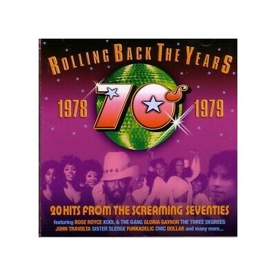 Various Artists - Rolling Back The Years - 70s: 197... - Various Artists CD 4UVG