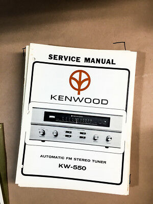 ORIGINAL KENWOOD OPERATING Manual for the TR-7400A ... on