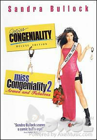 Miss Congeniality / Miss Congeniality 2: Armed and Fabulous [New DVD]