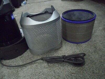 Dyson Pure Hot+Cool Link Air Purifier Heater & Fan HPO1 - Silver Gray