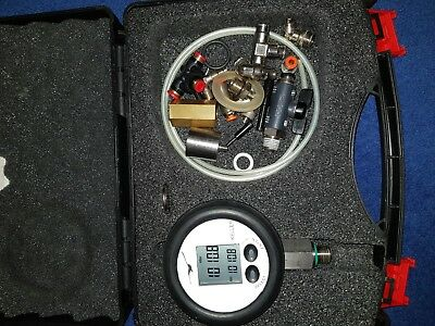 Keller LEX 1  Pressure Gauge Manometer Advanced Digital Pressure Measurements