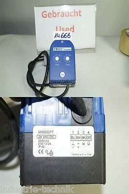 Trox M466ep7 Actuator 24v