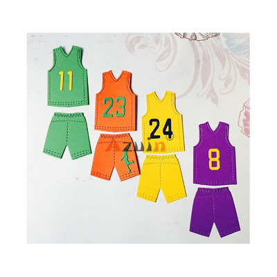 Dies vêtements de basketball basketball