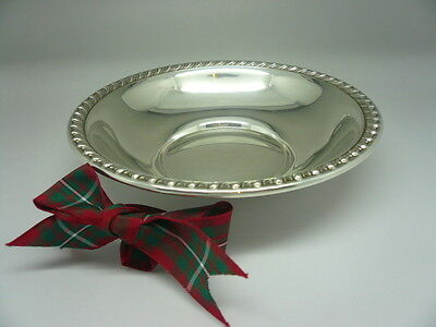 Silver Bowl, Sterling, WALLACE Silversmiths of The USA