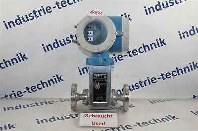 Endress + Hauser Promag a 33at04-fd1aa11a21a Flow Meter 33at04fd1aa11a21a