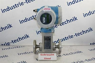 Endress + Hauser Promag a 33at02-fd1aa11a21t Flow Meter 33at02fd1aa11a21t