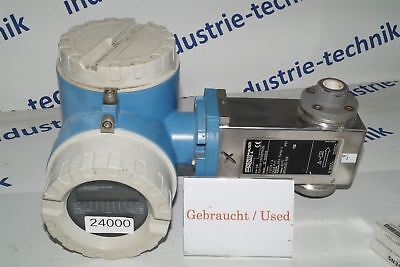 Endress + Hauser Promag a 30at08-dn1ab11a81b Flow Meter 30at08-dn1ab11a31b