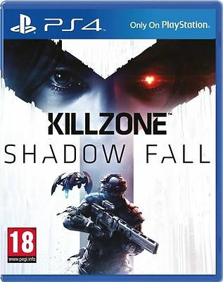 KILLZONE SHADOW FALL    PS4 PlayStation 4 Game VGC