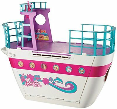 Barbie Pink Passport CRUISE SHIP Playset NEW IN SEALED BOX
