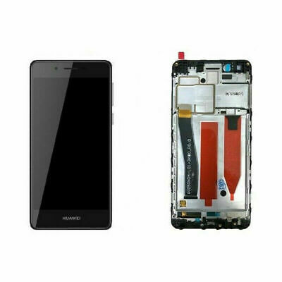 Touch Screen Schermo Display Lcd + Frame Per Huawei Nova Smart Dig-L01 Nero Gls