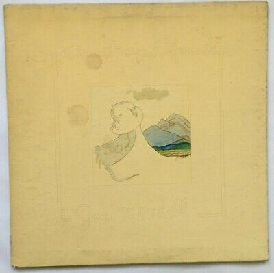 JONI MITCHELL ~ Court And Spark ~ 1973 LP Vinyl Album Record 7ES 1001 Canada