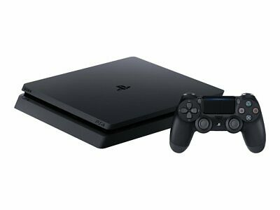 Console Sony PS4 500GB F Chassis Black 9388876