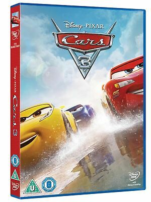Cars 3 DVD. New and sealed. Free delivery.