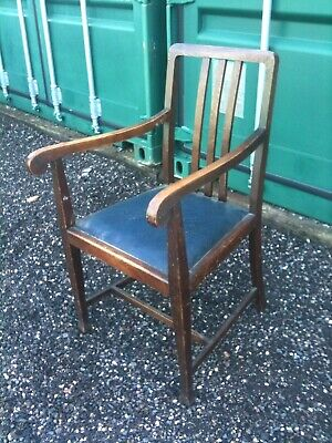 Vintage Arts and Crafts style Carver/ Desk Chair