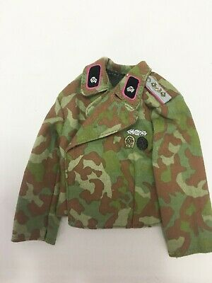 In The Past Toys 1//6 scale WWII Toy German Italian Camo panzer coveralls