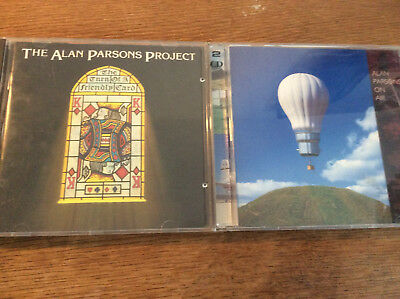 Alan Parsons Project [2 CD Alben] On Air + The Turn of a Friendly Card