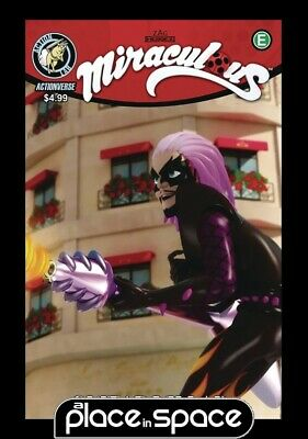 Miraculous Tales Of Lady Bug And Cat Noir Cataclysm - Softcover