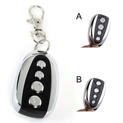 433.92mhz Universal Cloning Remote Control Key Fob Electric Gate Garage Door  DI