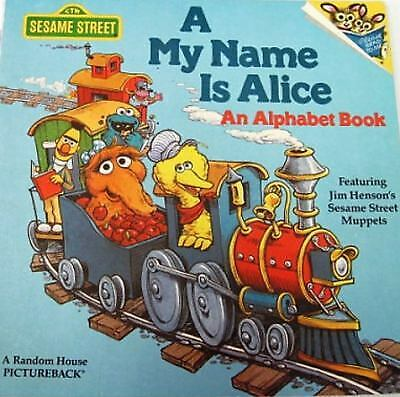 A My Name Is Alice Book