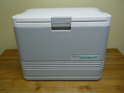 Vintage Subaru Outback Igloo 40Q Thermoelectric Cooler Warmer w/ Power Adapter