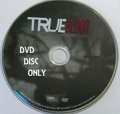 DVD Disc Only No Case Or Artwork TRUE BLOOD Anna Paquin Stephen Moyer TV Show