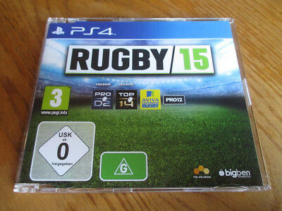 Rugby 15 (2015) PROMO – PS4 (Full Promotional Game) PlayStation 4