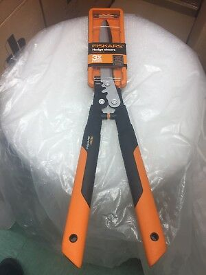Fiskars HSX92 PowerGear X Hedge Shears Gardening Landscaping Scuffs Scratches