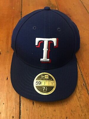 quality design 32b12 fe2df New Era Texas Rangers GAME 59Fifty Fitted Hat Royal Blue MLB Cap