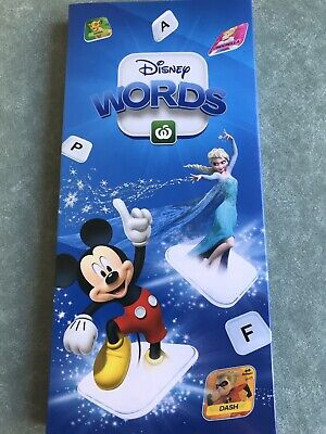 Woolworths Disney Words Tiles - choose your own to complete your collection!