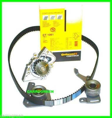 Kit Distribution + Pompe A Eau Ford Fiesta Tdci 1.4L