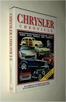 Chrysler Chronicle by Flammang James M