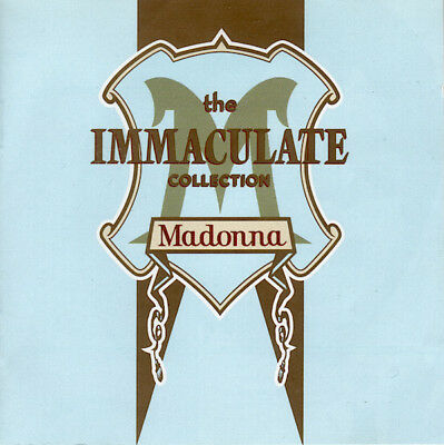 Madonna The Immaculate Collection Cd (Best Of/Greatest Hits)