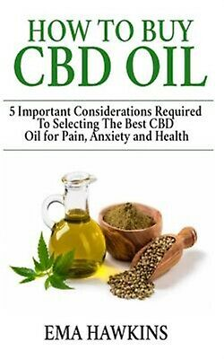 How Buy CBD Oil 5 Important Considerations Required Select by Hawkins Ema