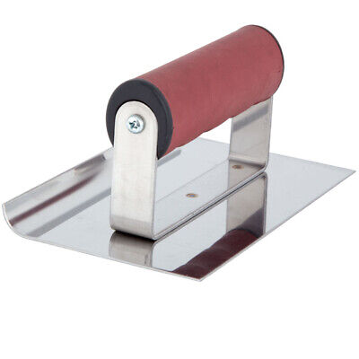 Ragni Cement & Concrete Trowel - Inside Step Soft Grip - R461SSG