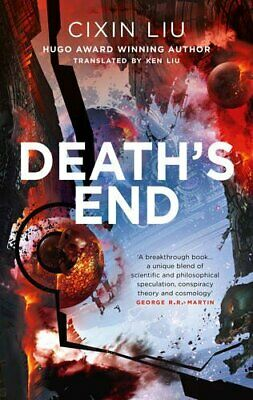 Death's End (The Three-Body Problem) by Liu, Cixin Book The Cheap Fast Free Post