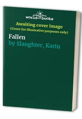 Fallen by Slaughter, Karin Book The Cheap Fast Free Post