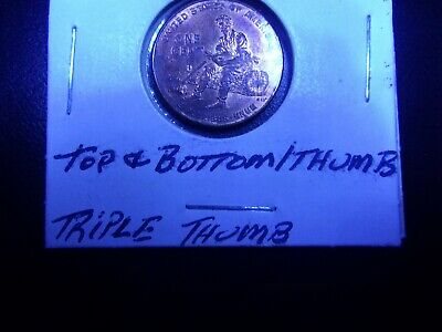 - Lincoln Formative Cents RARE!! Double Die Finger /& Thumb WDDR-043 2009-P