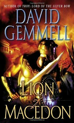 Lion of Macedon (Greek) by Gemmell, David Book The Cheap Fast Free Post
