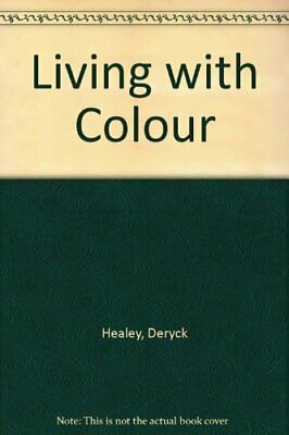 Papermac;Living With Colour by Healey, Deryck Paperback Book The Cheap Fast Free