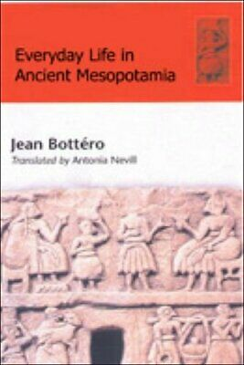 Ancient Mesopotamia: Everyday Life in the First Ci... by Roux, Georges Paperback