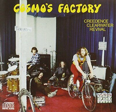 Creedence Clearwater Revival - Cosmo's... - Creedence Clearwater Revival CD CHVG