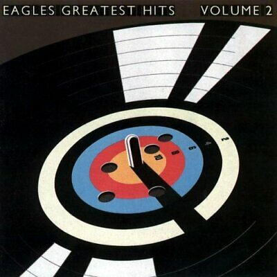 Greatest Hits Vol. 2 - Eagles CD KCVG The Cheap Fast Free Post The Cheap Fast