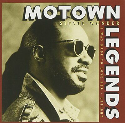 I Was Made to Love Her - Stevie Wonder CD IBVG The Cheap Fast Free Post The