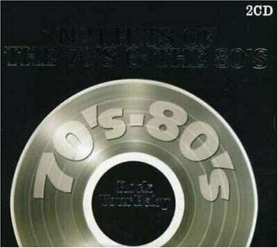 Various Artists - No. 1 Hits of the 70's and the 80's - Various Artists CD LOVG
