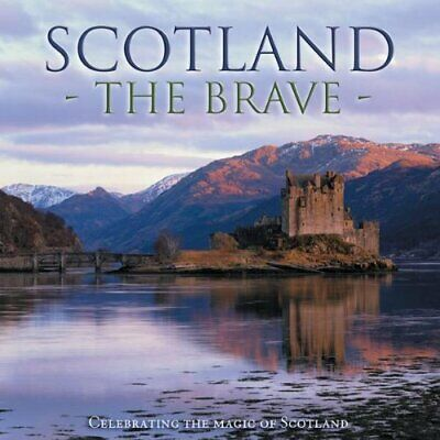 Various Artists - Scotland the Brave - Various Artists CD 26VG The Cheap Fast