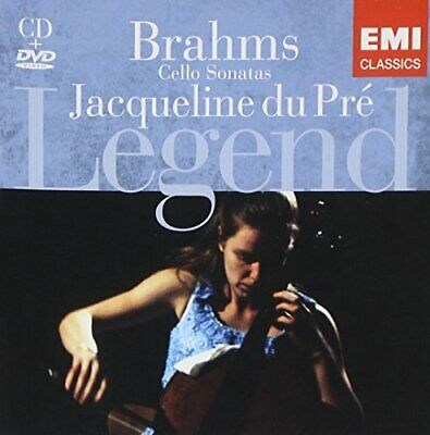 Jacqueline Du Pre - Legend [With DVD] -  CD NKVG The Cheap Fast Free Post The