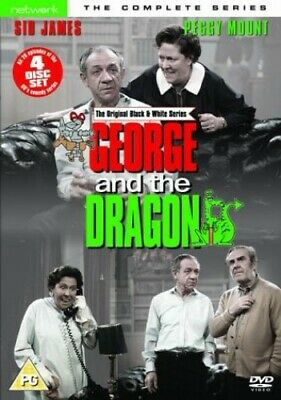 George And The Dragon [DVD] - DVD  4IVG The Cheap Fast Free Post