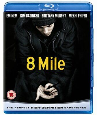 8 Mile [Blu-ray] [2002] - DVD  LEVG The Cheap Fast Free Post