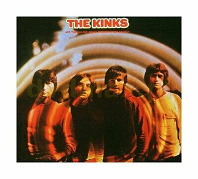 Kinks - The Kinks Are The Village Green Preservation Society - Kinks CD GUVG The